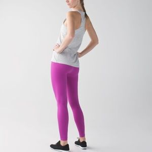 Lululemon Zone In Tights in Ultra Violet